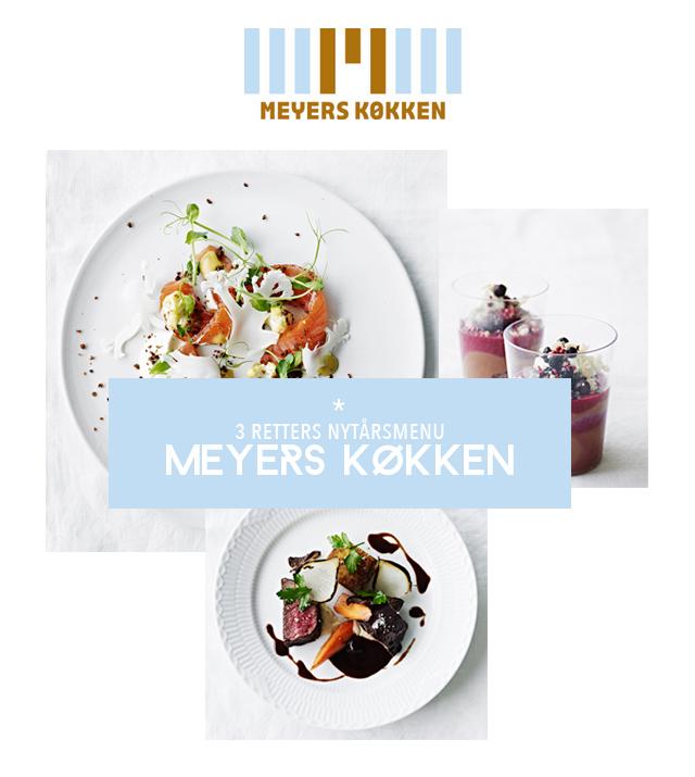 nytårsmenu Meyers køkken